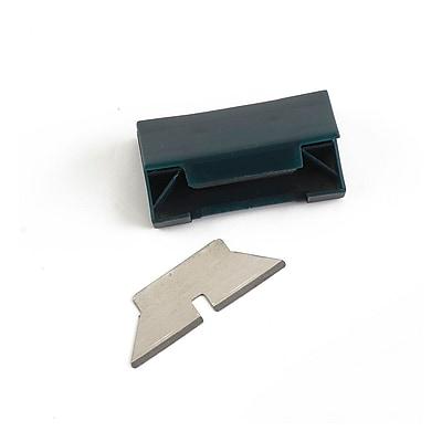 Garvey® Safety Cutter Blade, Silver, 81/Pack (CUT-40472)