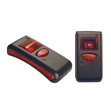 Garvey® My Turn Basic Remote Control with LED, Black/Red (TAGS-11000)