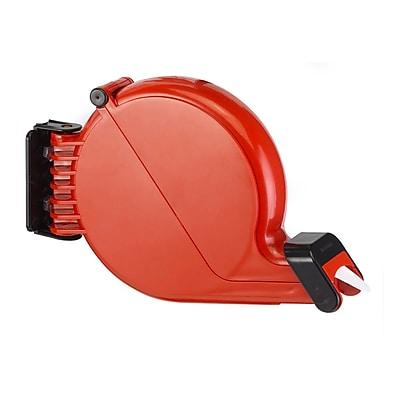 Garvey® My Turn Ticket Dispenser, Black/Red (TAGS-12001)