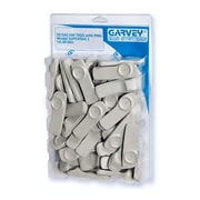 Garvey® AM Security Hard Tag, Plastic, Clear, 50/Pack (EAS-40000)
