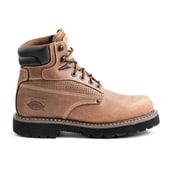 Dickies Breaker Steel Toe EH Work Boot Brown