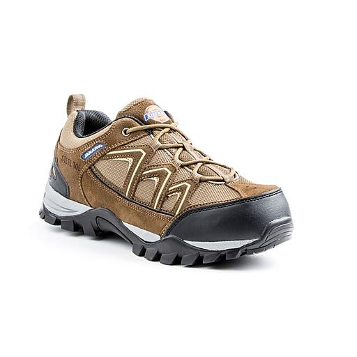 DICKIES Solo Steel Toe EH Work Shoe 10 Brown