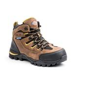 Dickies Sierra Steel Toe EH Work Shoe Brown