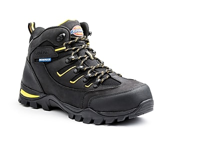 Dickies Sierra Steel Toe EH Work Shoe 11 Black
