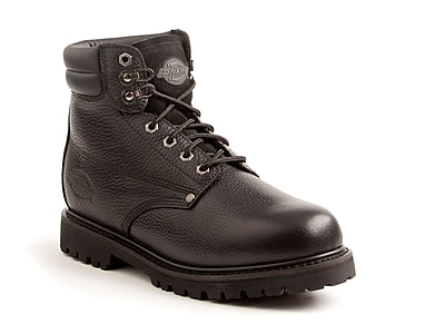 DICKIES Raider Work Boot, 7, Black