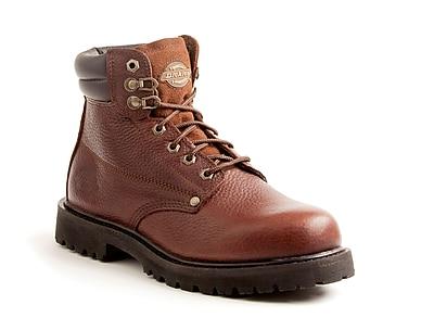 DICKIES Raider Steel-Toe EH Work Boot 7 Brown
