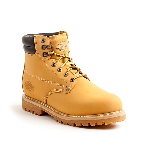 DICKIES Raider Steel Toe EH Work Boot 11 Wheat