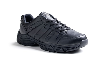 Dickies Athletic Lace SR Shoe8 Black