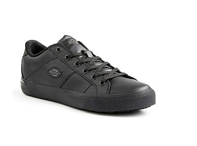 DICKIES Trucos SR Shoe, 12, Black