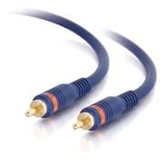 C2G – Câble coaxial audio numérique S/PDIF Velocity, 6 pi (29115)
