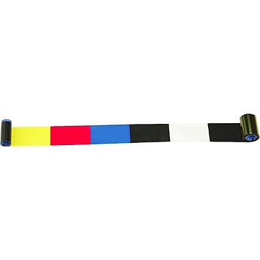 Zebra® Ribbon Cartridge, Ymckok, 170 Images