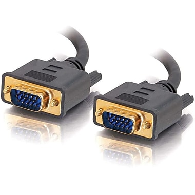 C2G 50Ft Flexima Hd15 M/M SVGA Cable (28247)