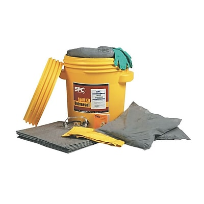 SPC Lab Pack Spill Kit, Oil Only, 20 gal