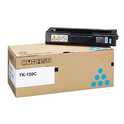 Kyocera Toner Cartridge For Kyocera-Mita FS-C1020, Cyan
