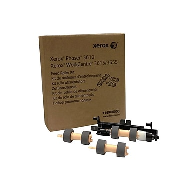 Xerox® 116R00003 Maintenance Kit, Feed Rolls,100000 Page-Yield