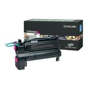 Lexmark™ Extra High-Yield Return Program Toner Cartridge For Lexmark™ C792/ X792, Magenta