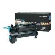 Lexmark™ Extra High-Yield Return Program Toner Cartridge for Lexmark™ C792/ X792, Cyan