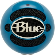 Blue Microphones Snowball USB Microphone, Neon Blue