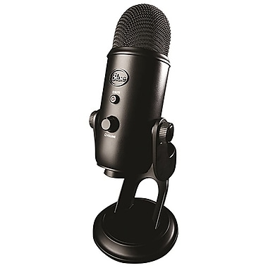 Blue Microphones – Microphone USB Yeti, Blackout