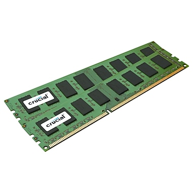 Crucial CT2KIT102464BA1 16GB DDR3 1600 MHz Computer Memory