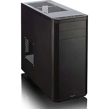 Fractal Design Core 2300 USB3.0 Black Computer Case (FD-CA-CORE-2300-BL)