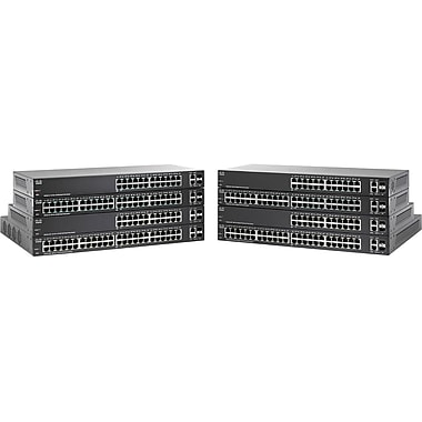 Cisco – Commutateur Ethernet Gigabit géré SG220-26P-K9-NA à 26 ports