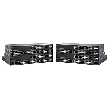 Cisco SG220-50-K9-NA 48-Port Managed Gigabit Ethernet Switch