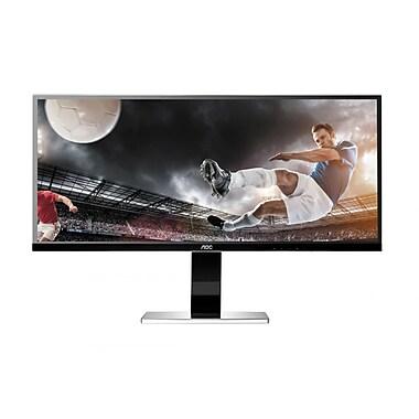AOC (U3477PQU) 34-inch UltraWide Quad IPS LED Monitor
