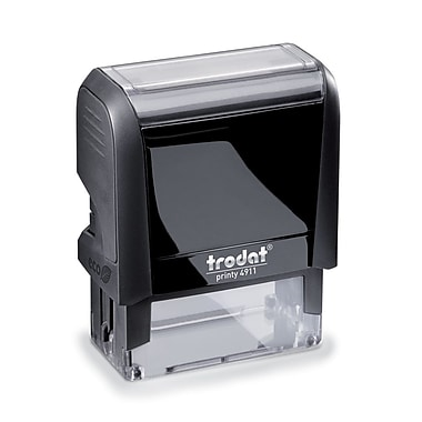 Trodat® Printy 4911 Self-Inking Stamp, Approved