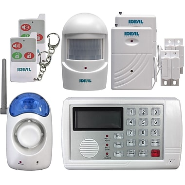 Ideal SK634 Wireless Security System with Auto Dialer