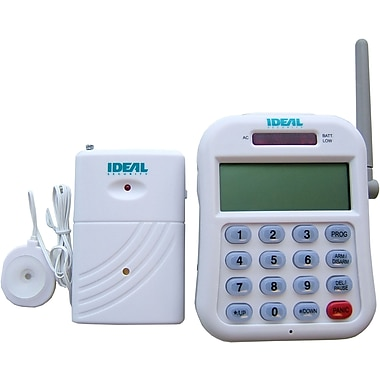 Ideal SK642 Security Wireless Water Detector with Dialer