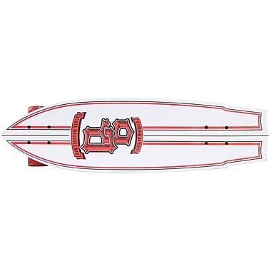 D6 Sports Rocket Series Cruiser Board, Dots