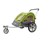 InStep Quick and EZ Double Bike Trailer