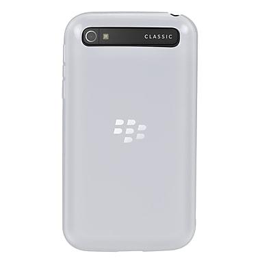 Gel Grip – Étui pour BlackBerry Classic avec enveloppe en gel, transparent