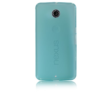 Gel Grip Motorola Nexus 6 TPU/Gel Grip Packaging, Blue