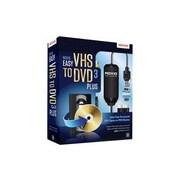 Corel Roxio® Easy VHS to DVD V3.0 Plus CD/DVD Burning Software, 1 User Box Pack, Windows (251000)