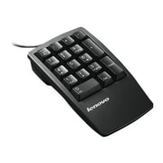 Lenovo 33L3225 ThinkPad USB Wired Numeric Keypad, Black