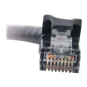 C2G ® 27156 50' RJ-45 Male/Male Cat6 Snagless Unshielded Ethernet Network Patch Cable, Black