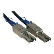 Tripp Lite S524-03M 3m SFF-8088 Serial Male/Male External SAS Cable, Black