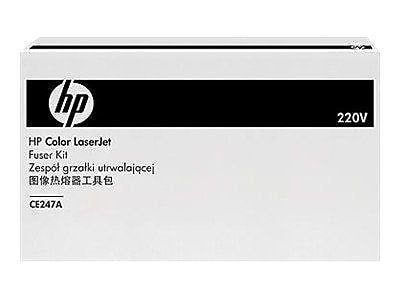 HP® Color LaserJet 220 V Fuser Kit, Color, 150000 Page (CE247A)