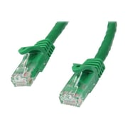 StarTech  N6PATCH7GN Cat6 Patch Cable with Snagless RJ45 Connectors, 7ft, Green