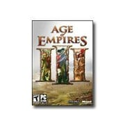 Microsoft Age of Empires III Gaming Software, Single User, Windows XP, DVD (G10-00025)
