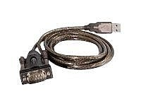 C2G 5ft Trulink USB to DB9 Male Serial Adapter Cable