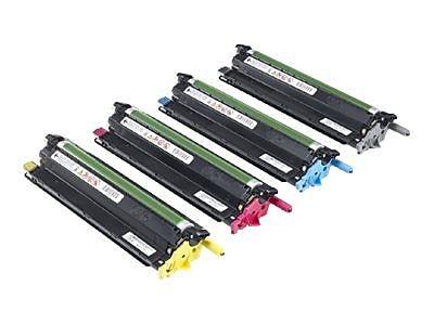 Dell TWR5P Black/Cyan/Magenta/Yellow Standard Yield Imaging Drum Kit for C3760n/C3760dn/C3765dnf Laser Printers