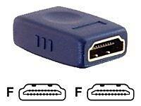 C2G Velocity HDMI F/F Coupler