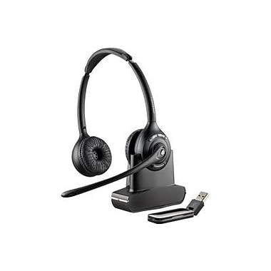 Plantronics Savi W420 Over-the-Head Duo USB Wireless Headset