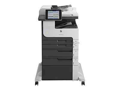 HP LaserJet Enterprise MFP M725f Laser Personal Printer, CF067A#BGJ, New