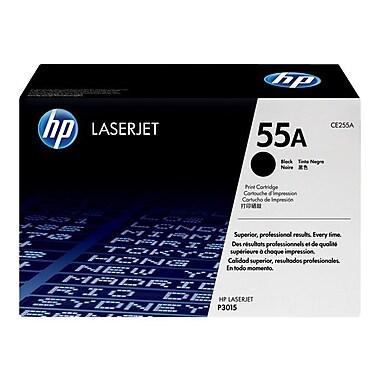 HP® 55A Black 6000 Pages Yield Original Toner Cartridge for LaserJet M525c/M525dn Laser Printer