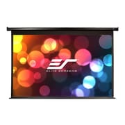 "Elite Screens® Spectrum ELECTRIC110H Ceiling/Wall Mount Electric 110"" Projection Screen"