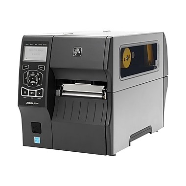 Zebra® ZT410 14 in/s USB Direct Thermal/Thermal Transfer Printer, 4.25